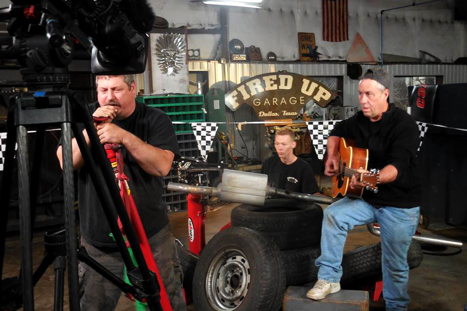 Misfit Garage Fired Up Garage TV Show