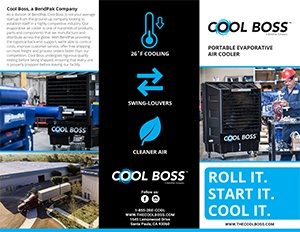 Cool Boss Air Cooler Brochure